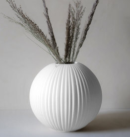 Storefactory  Vase Vena M weiß
