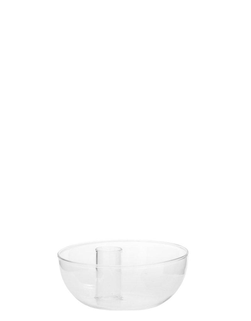 Storefactory  Lidatorp Kerzenständer Glas S