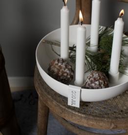 Storefactory  Kerzenständer Granholmen weiß