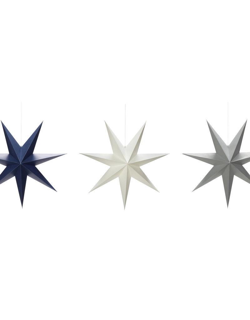Hübsch Interior Sterne handgefaltet
