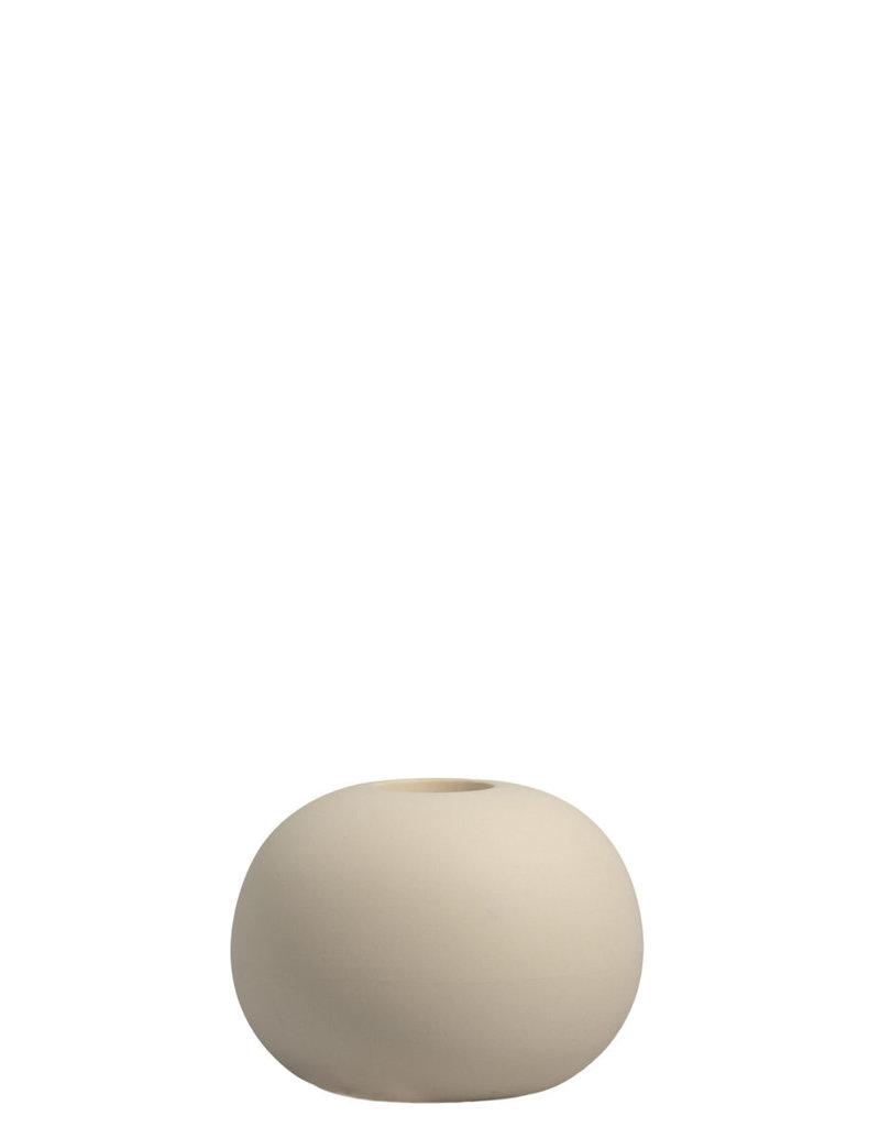 Storefactory  Kerzenständer Bosebo beige
