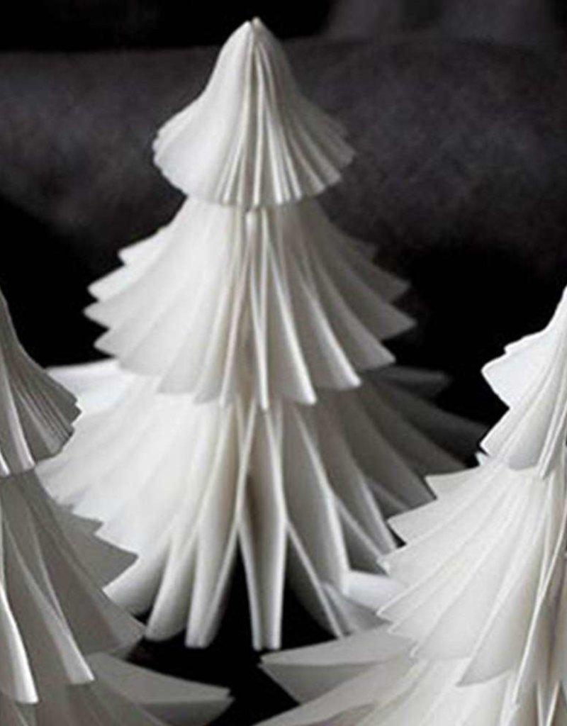 Storefactory  Papier Weihnachtsbaum weiß