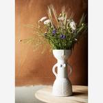 Madam Stoltz Vase Woman beige