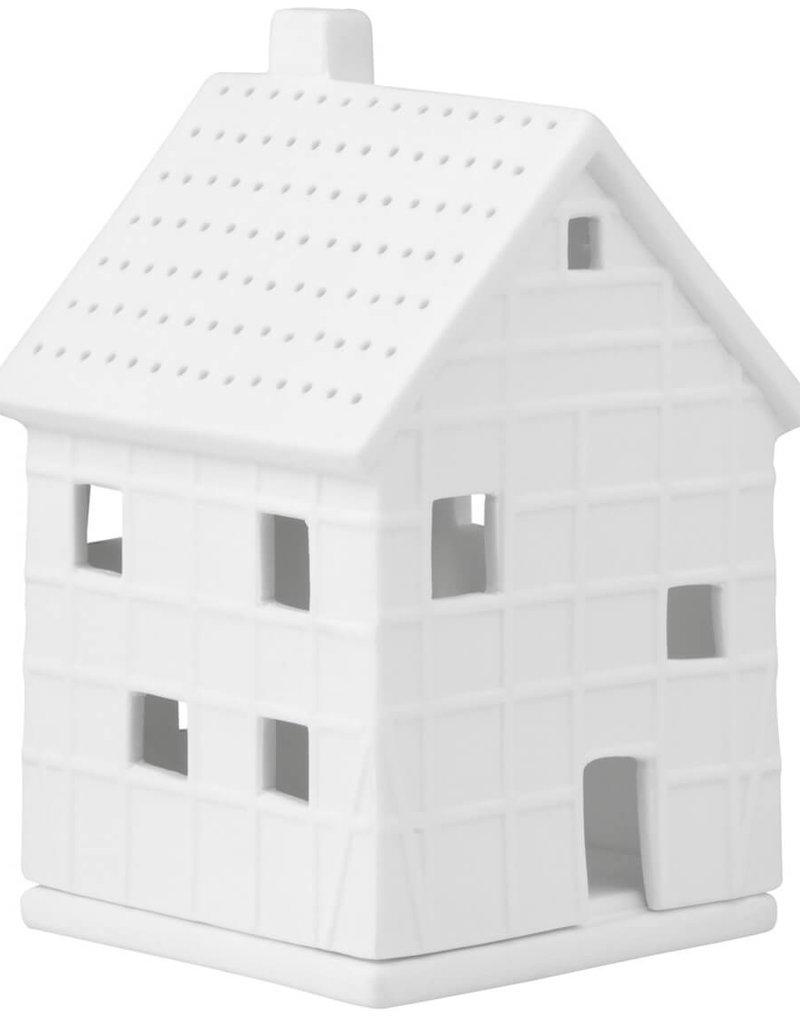 Räder Design Lichthaus Fachwerkhaus klein