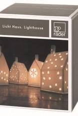 Räder Design Lichthaus Winterzeit Sterne