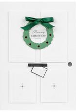Räder Design Türkarte Merry Christmas