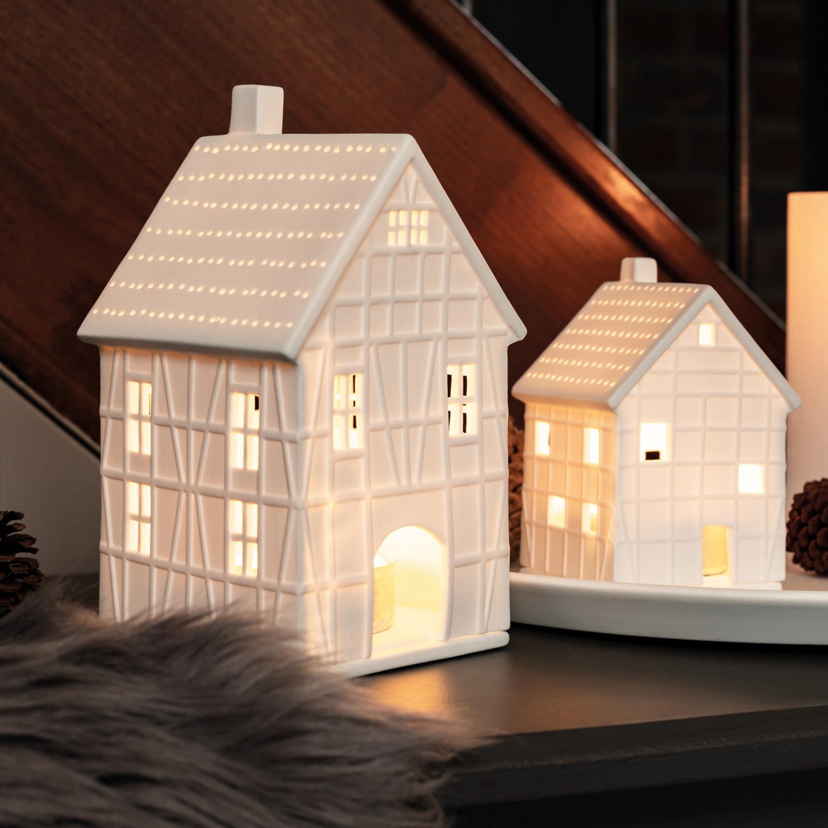 Räder Design Lichthaus Fachwerkhaus groß