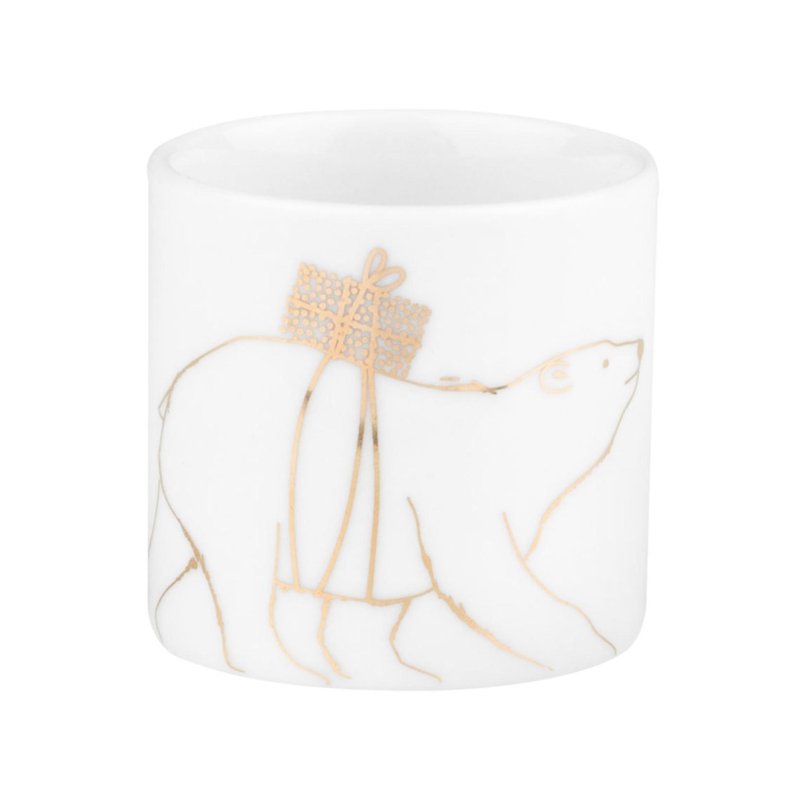 Räder Design Teelicht Eisbär