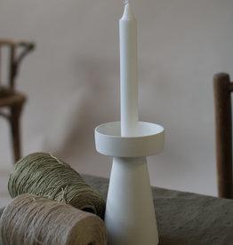 Storefactory  Kerzenständer Talbo weiß M