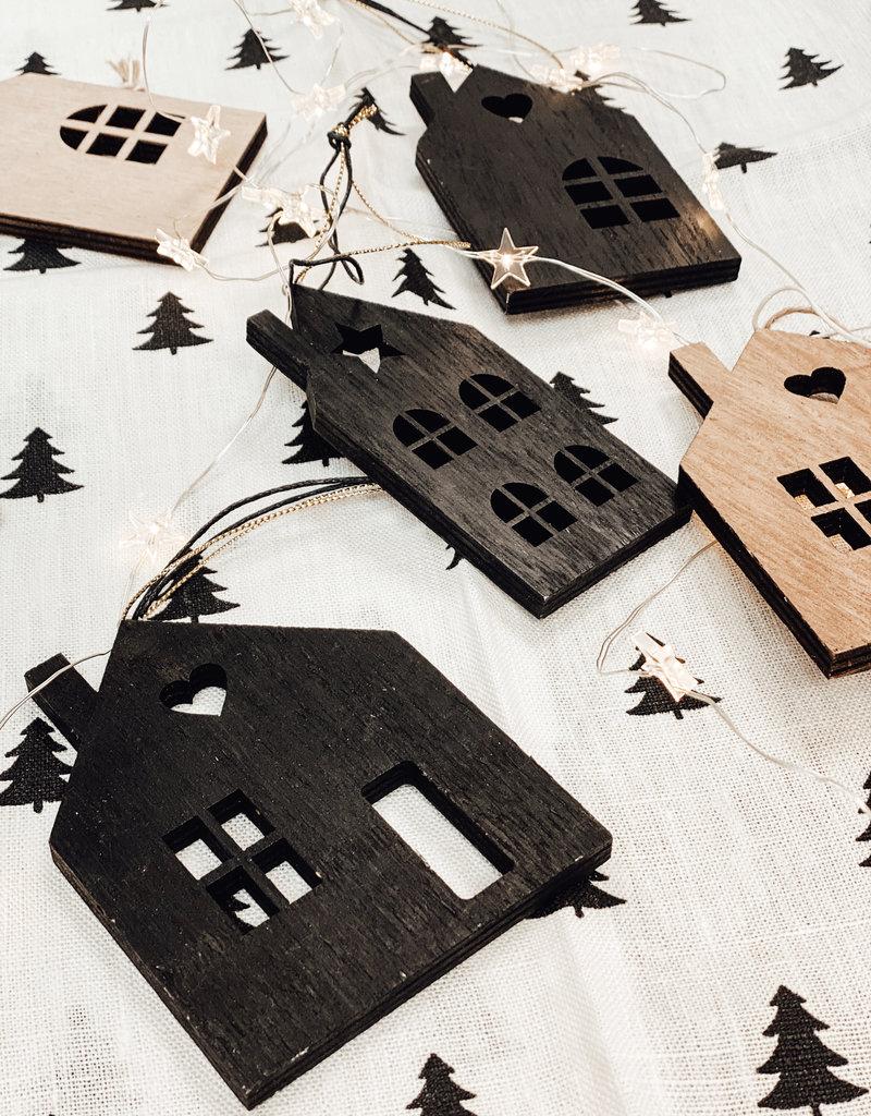 Boltze Dekoanhänger Little House