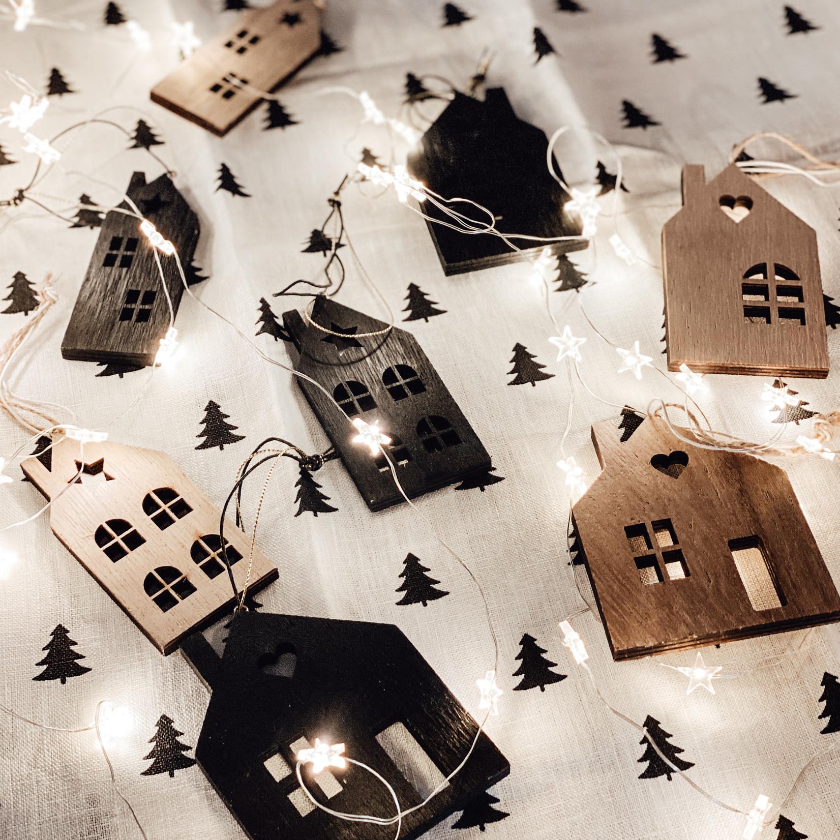 Dekoanhänger Little House