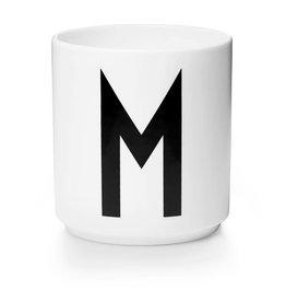 Design Letters Personal Porcelain cup M