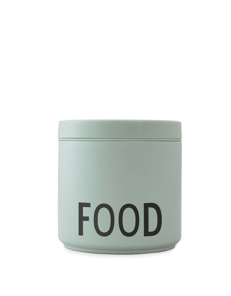 Design Letters Thermo Lunch Box Food