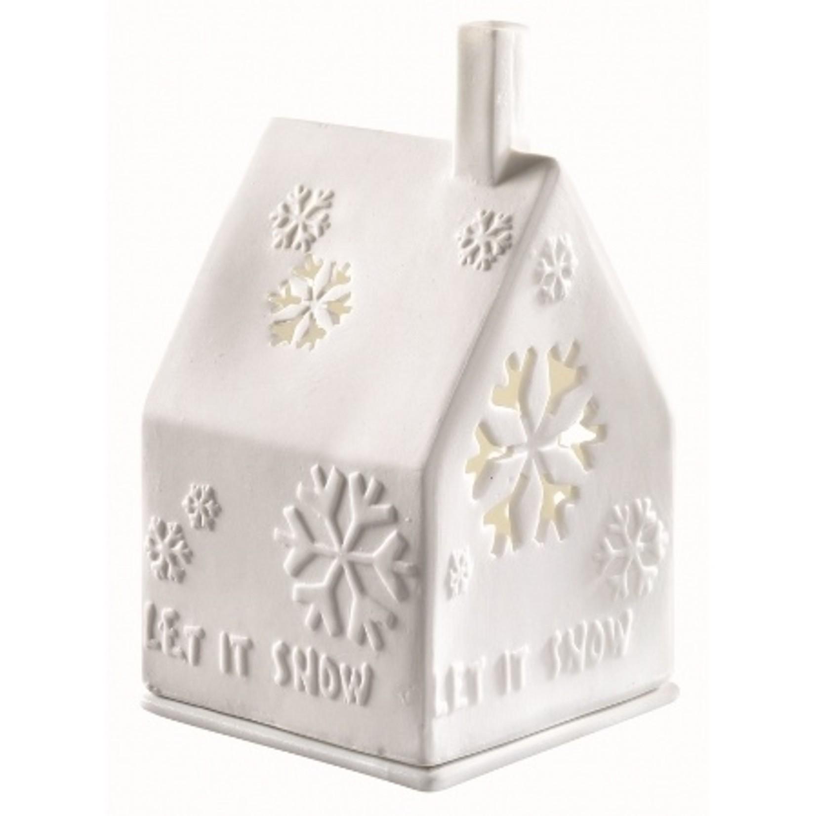 Räder Design Lichthaus Let it snow