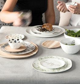 Räder Design Dining Mix & Match Teller Akazie