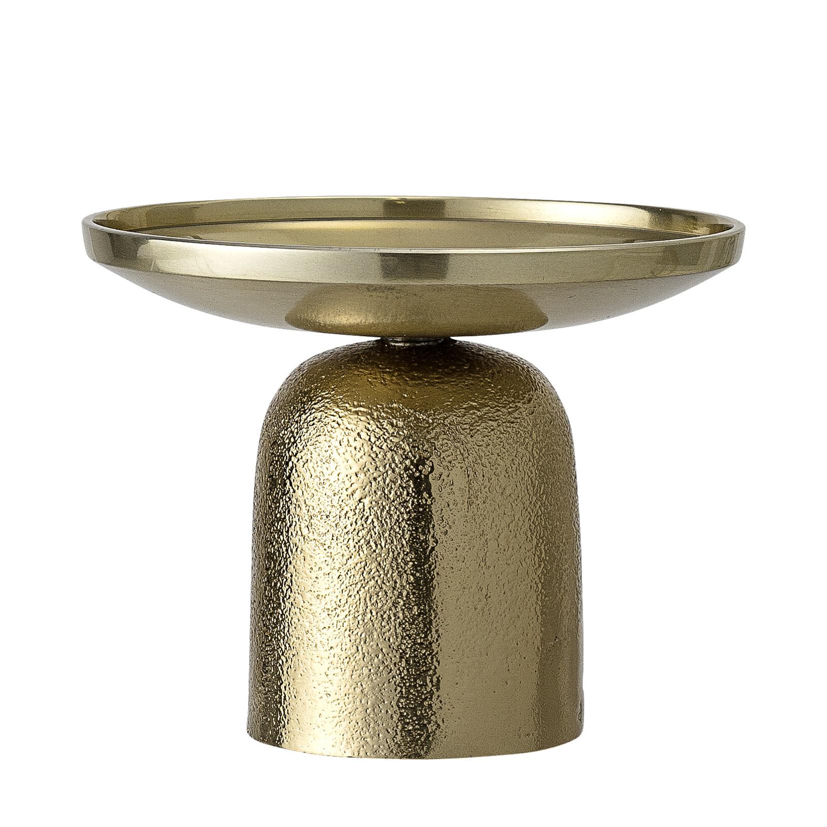 Bloomingville  Kerzenständer Aluminium Gold