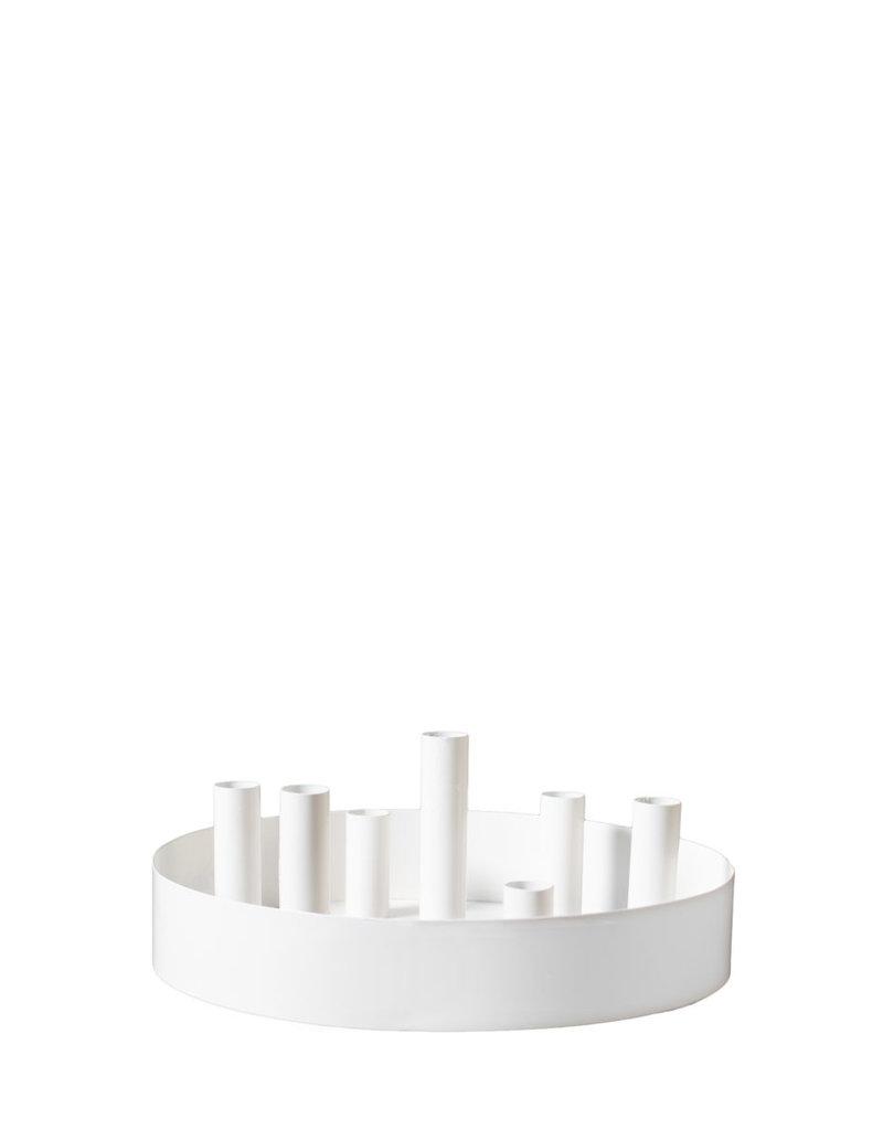 Storefactory  Kerzenständer Sund weiß
