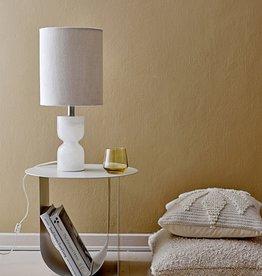 Bloomingville  Tischlampe Alabaster