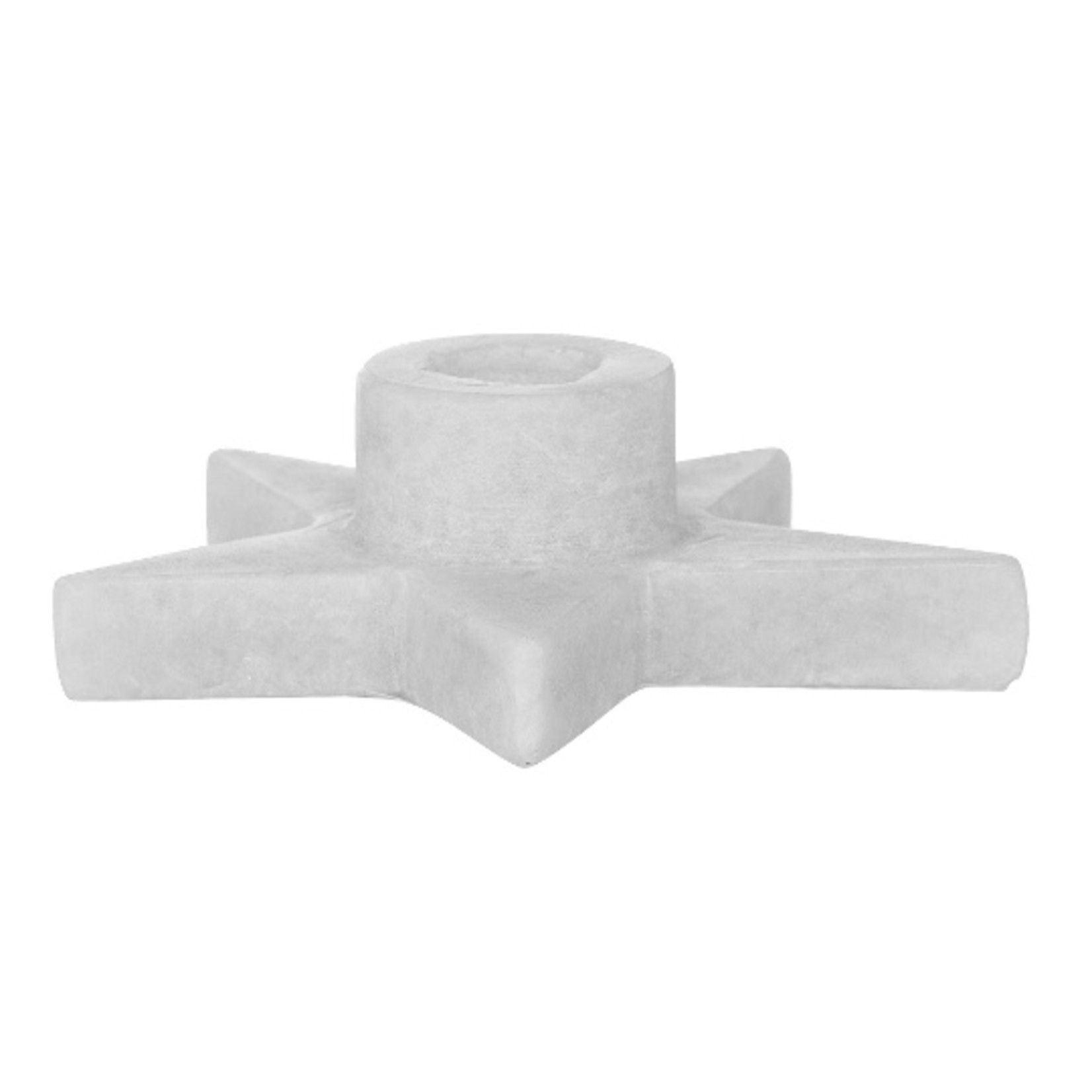 Bloomingville  Kerzenhalter Stern Marmor