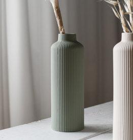 Storefactory  Vase Adala grün