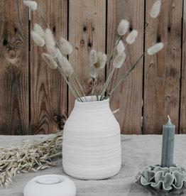Storefactory  Vase Follingbo weiß