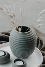 Storefactory  Vase Fornby grün