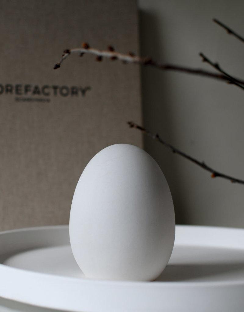 Storefactory  Deko-Ei Grevbo weiß M