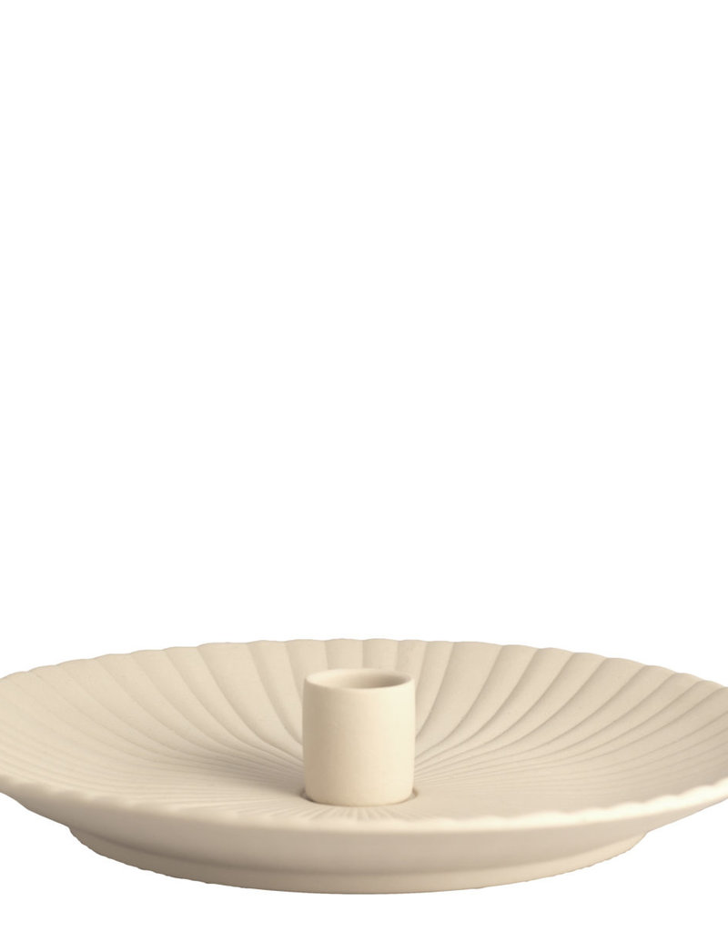 Storefactory  Kerzenständer Holmby beige