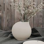 Storefactory  Vase Lerbäck beige