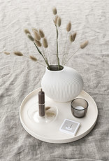 Storefactory  Vase Lerbäck weiß