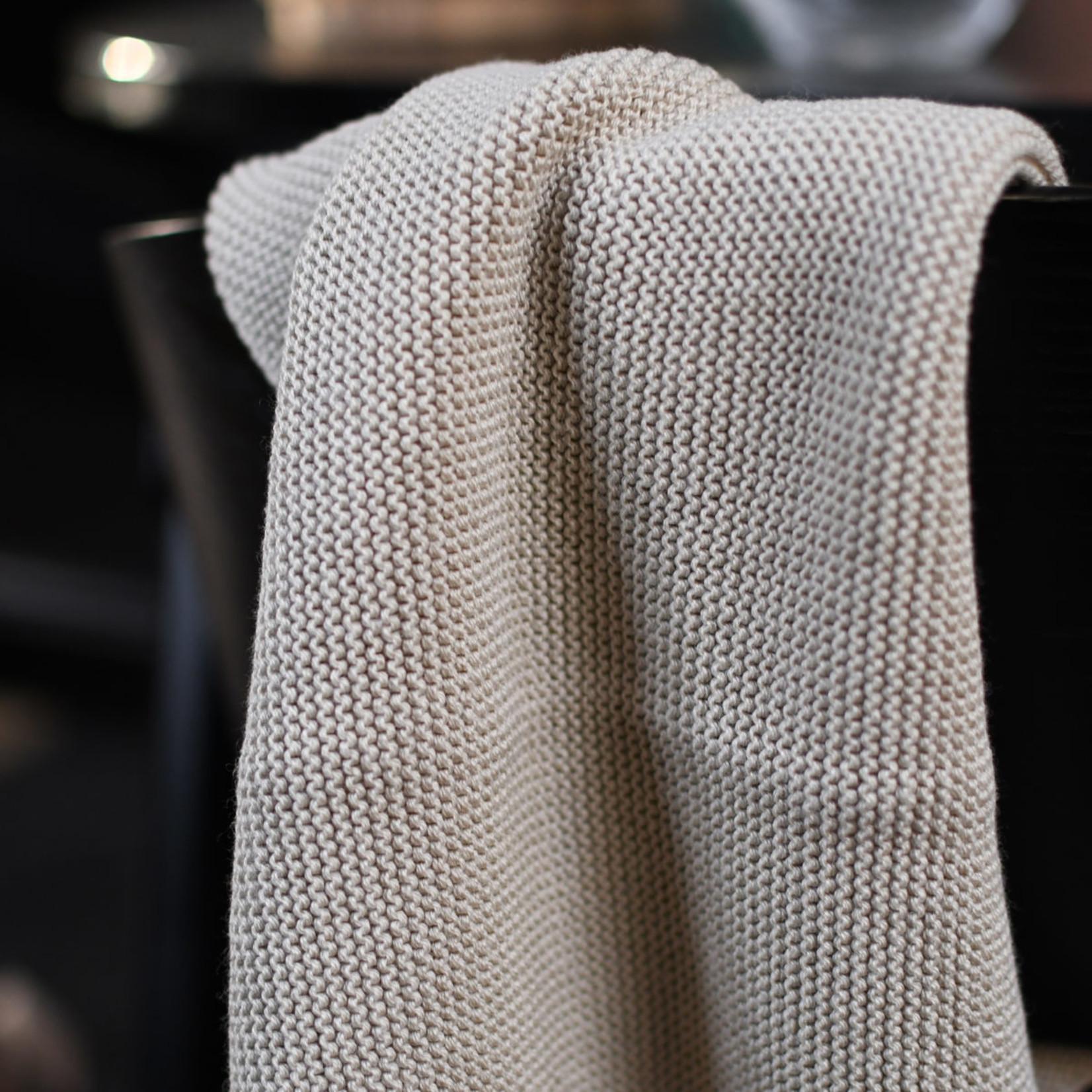 Storefactory  Handtuch Tullebo greige