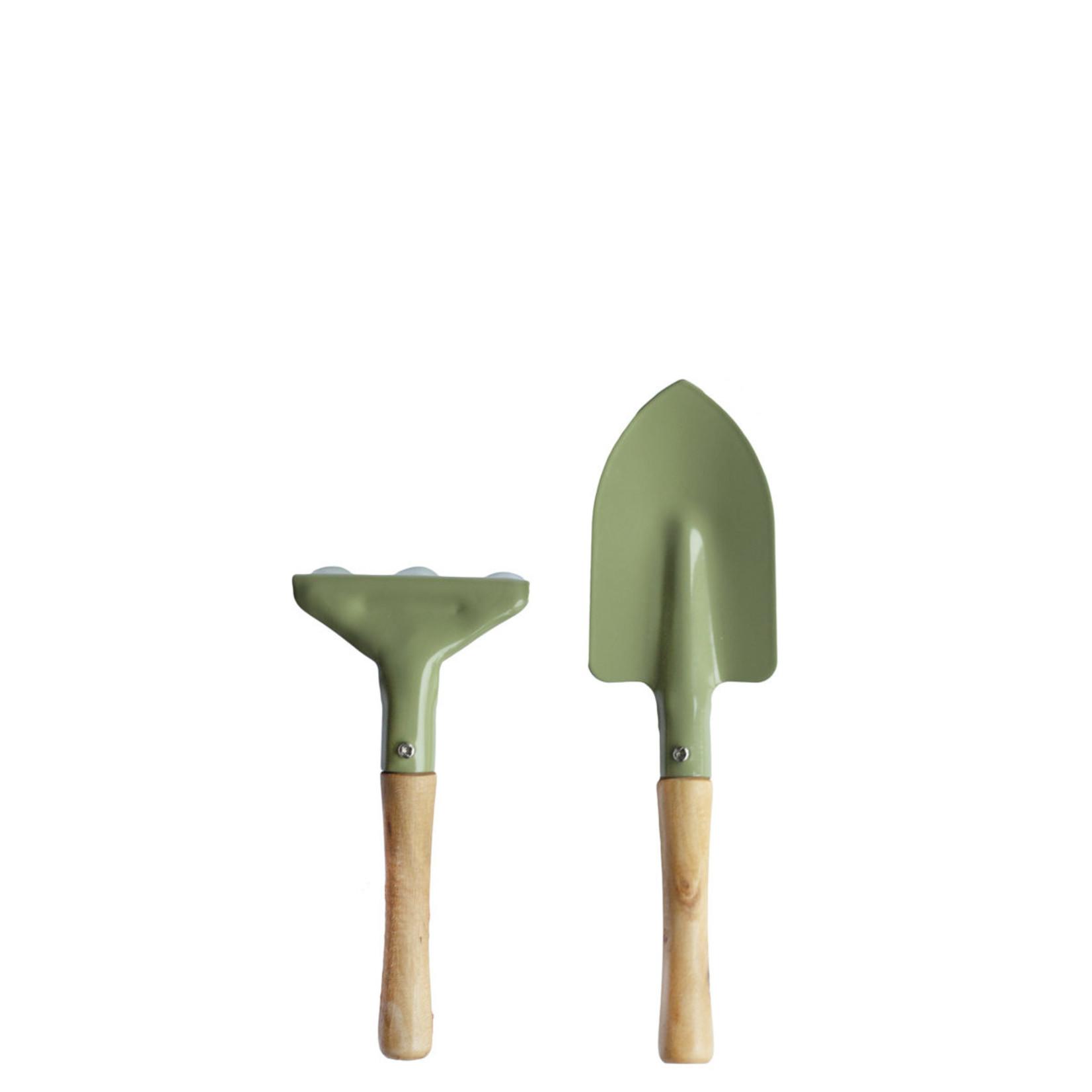 Storefactory  Gartenset grün