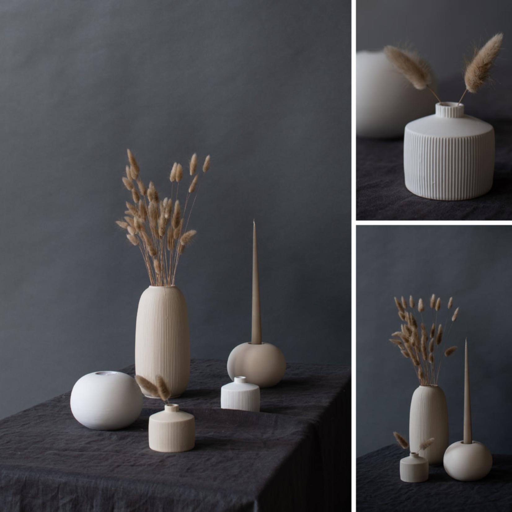 Storefactory  Vase berga beige
