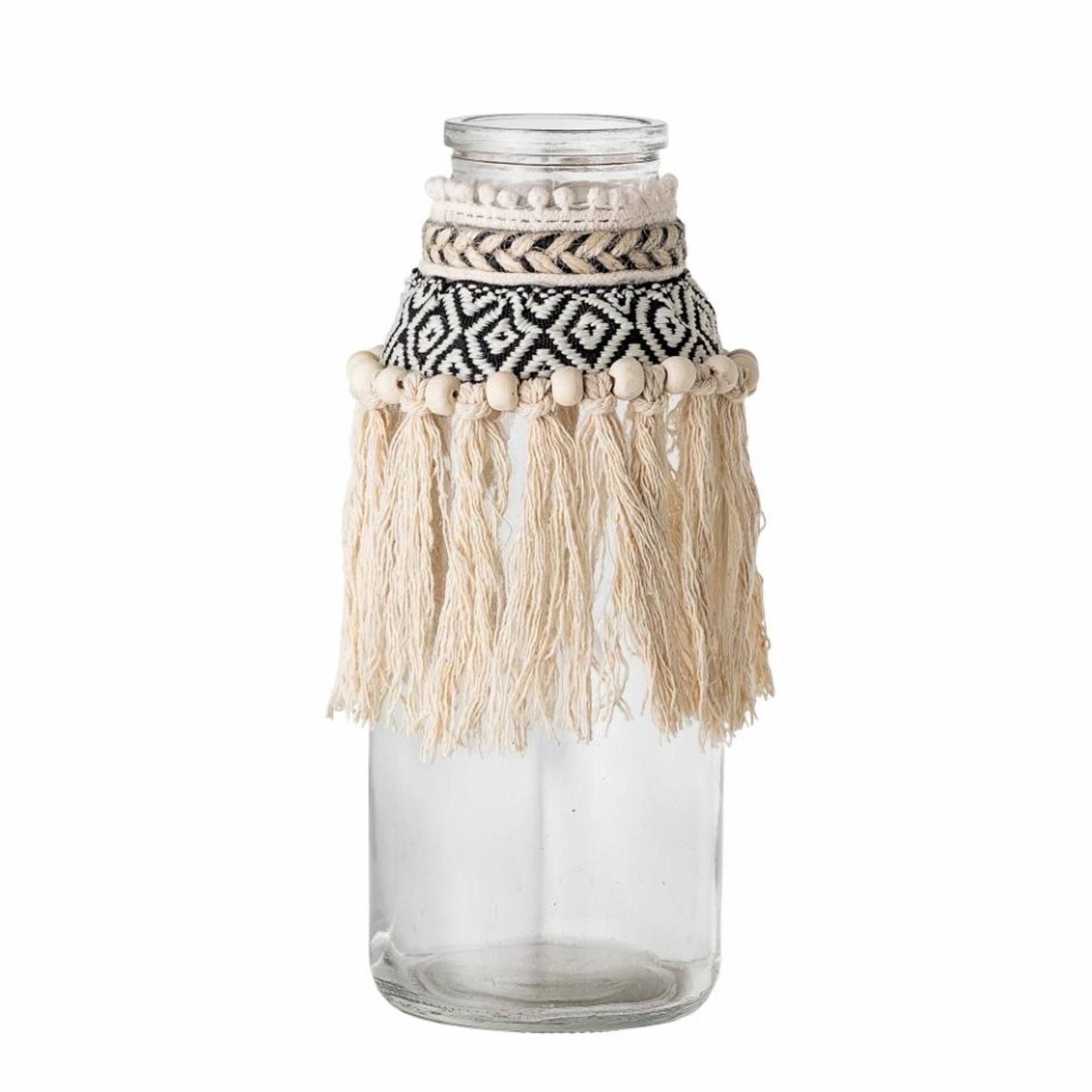 Bloomingville  Vase Boho Strope