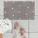 Eulenschnitt Waschbare Fußmatte weiße Punkte