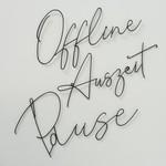 Wandobjekt Offline