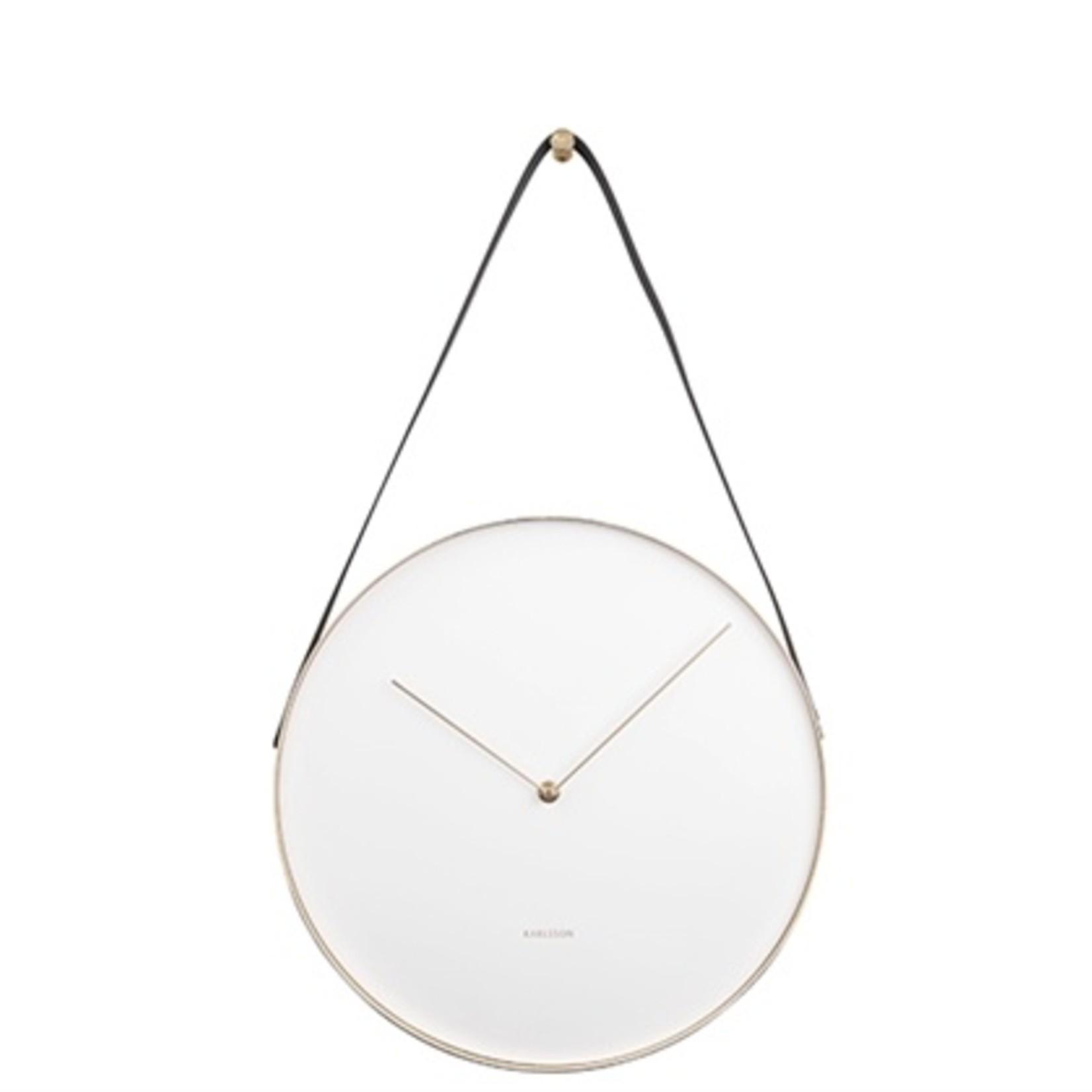 Presenttime Wall Clock Belt