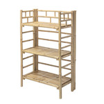 Bloomingville  Bookcase Zep Bamboo