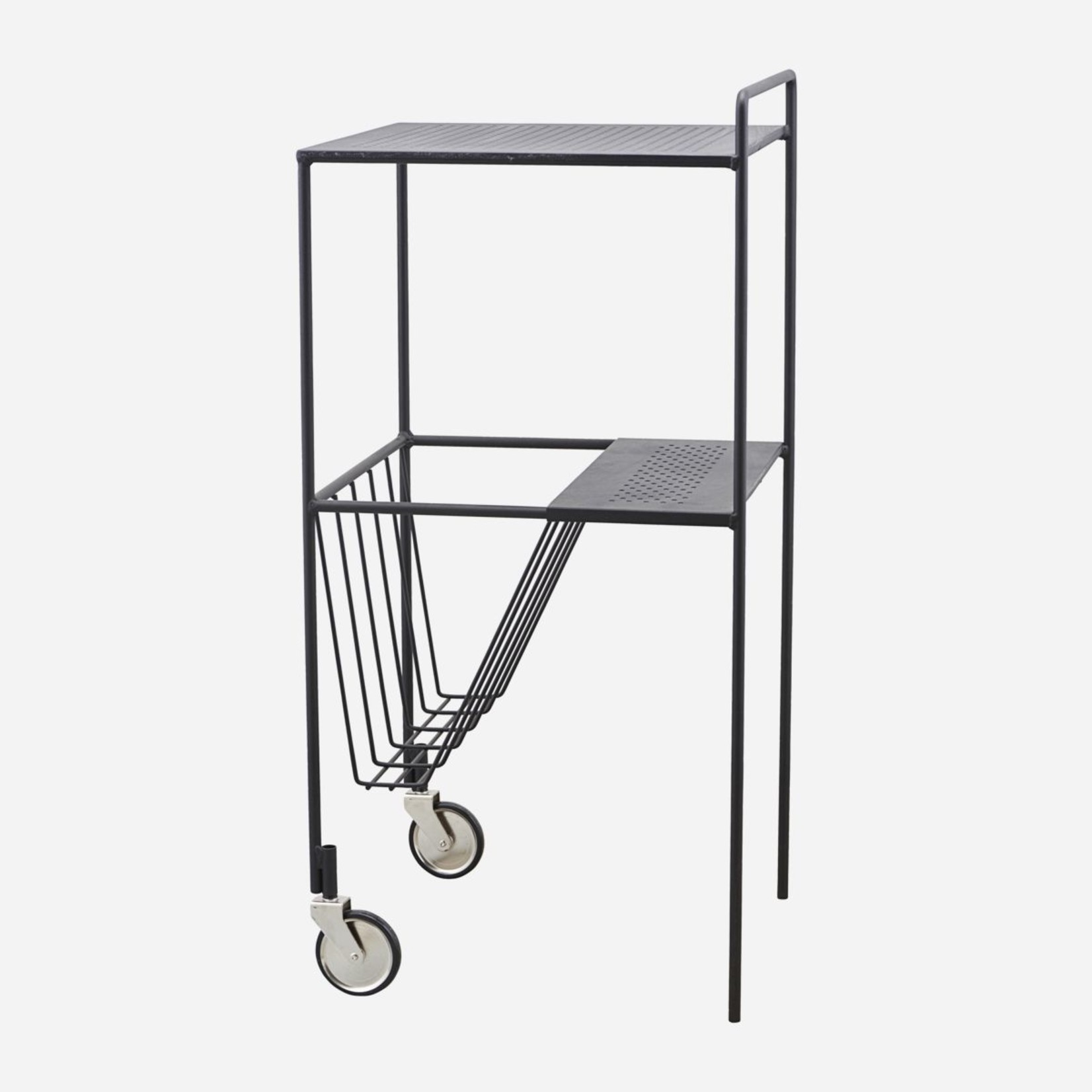 House Doctor Trolley, Use, Schwarz