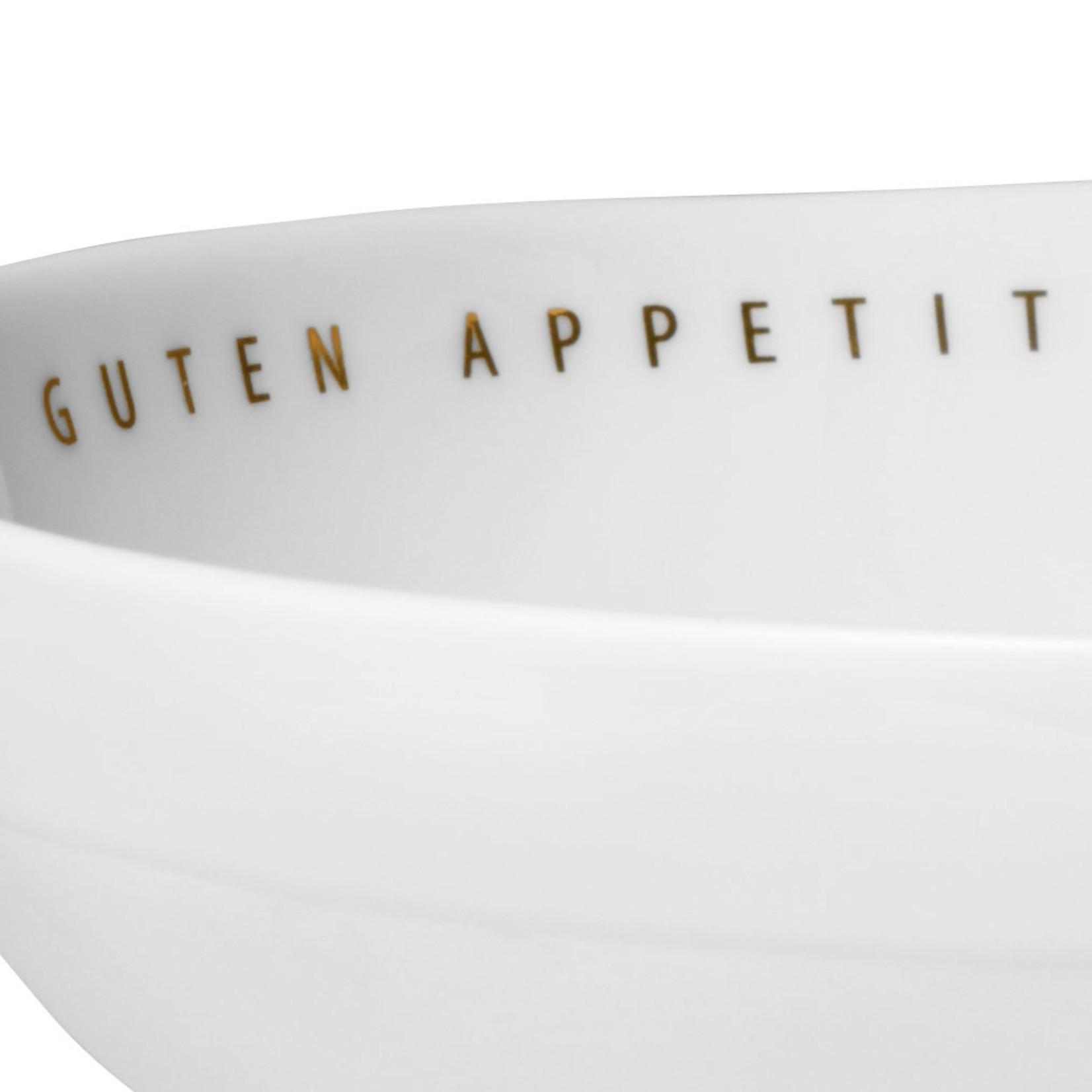 Räder Design Porzellanschale Guten Appetit mittel