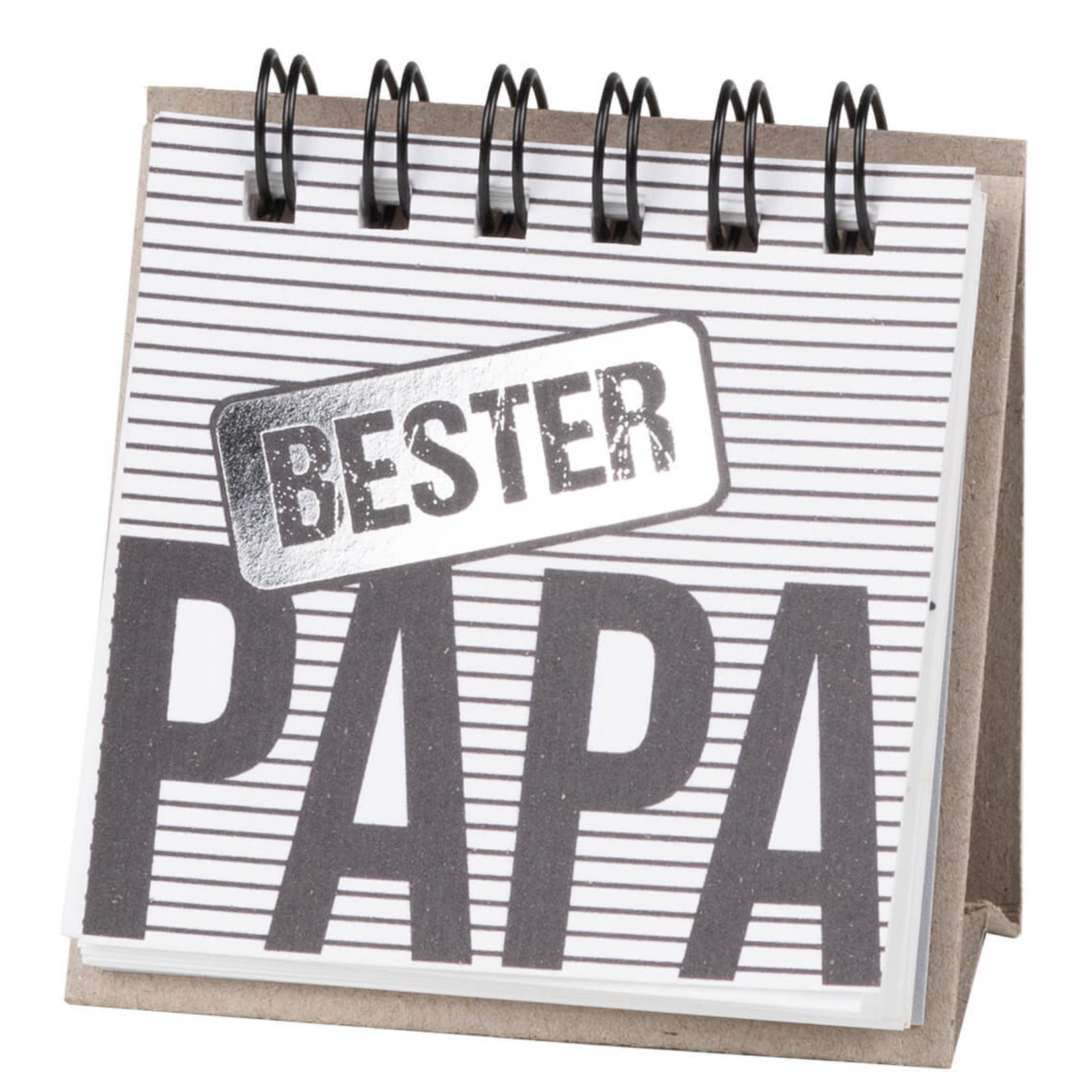Räder Design kleine Botschaft Bester Papa