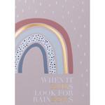 Räder Design Regenbogen When it rains