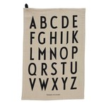Design Letters Handtuch ABC beige