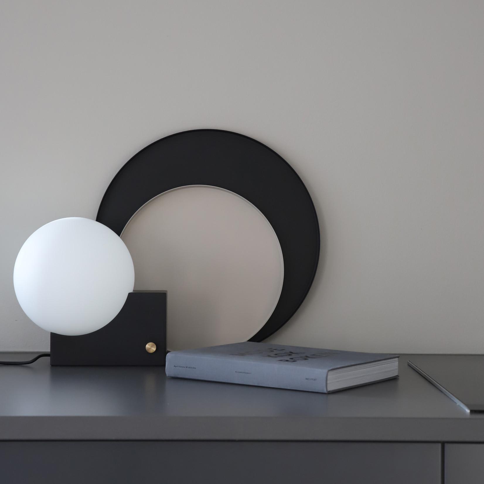 Cooee Design Tablett Circle schwarz