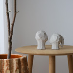 Cooee Design Sculpture BENEDICT & AMAL Limestone