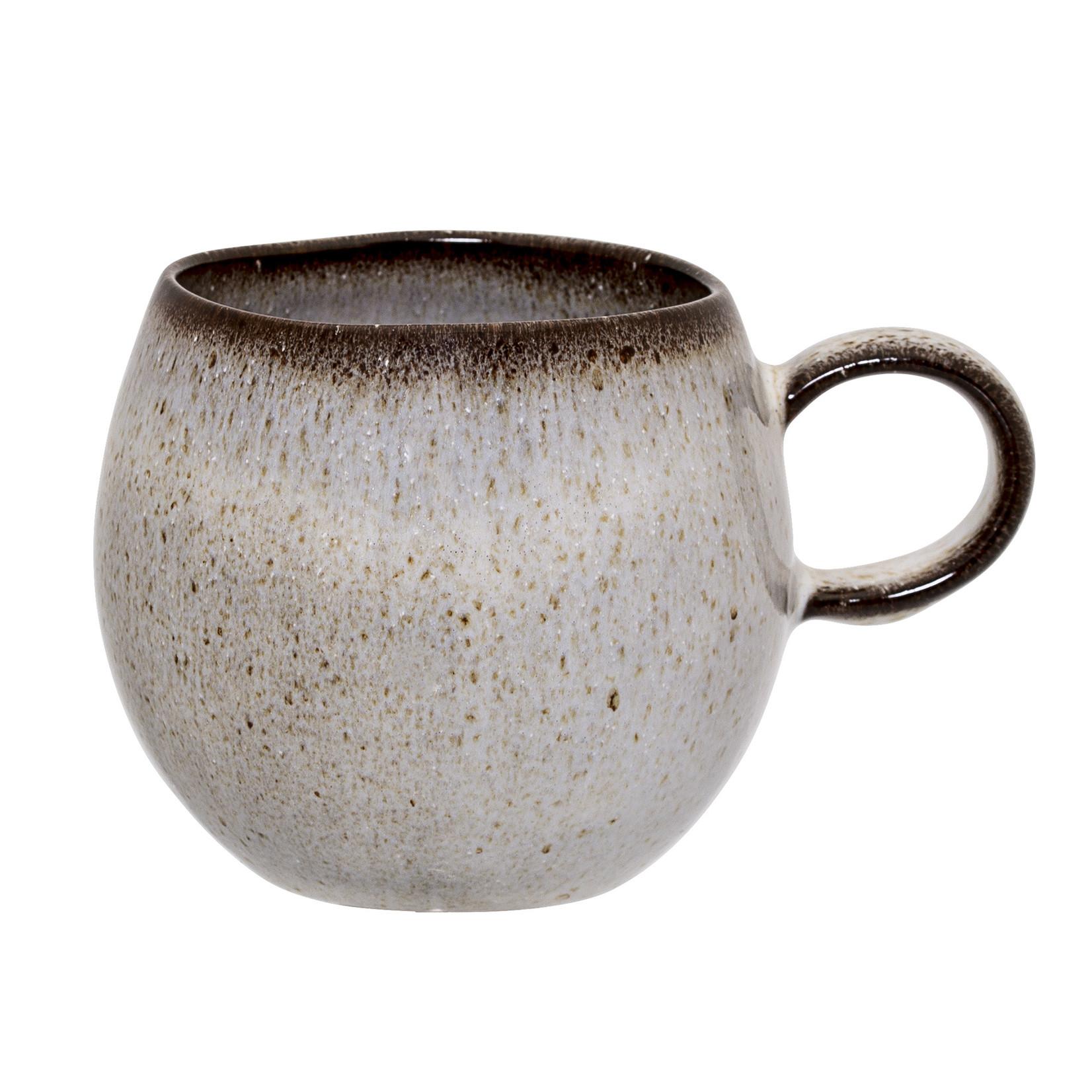 Bloomingville  Sandrine Cup, Grey, Stoneware