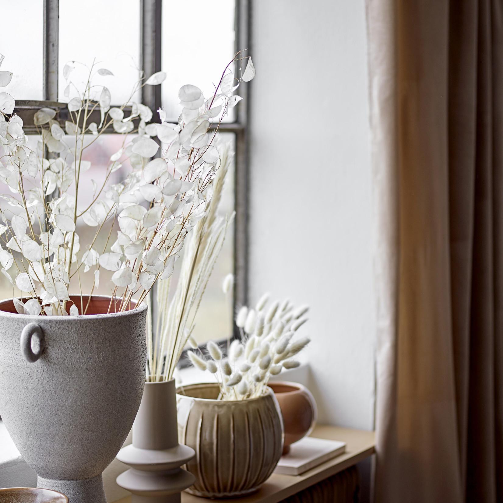 Bloomingville  Astini Flowerpot, Brown, Stoneware