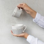 Bastion Collections Kaffeebecher Stripes Lovely Day