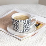 Bastion Collections Kaffeebecher Leopard Coffee Love