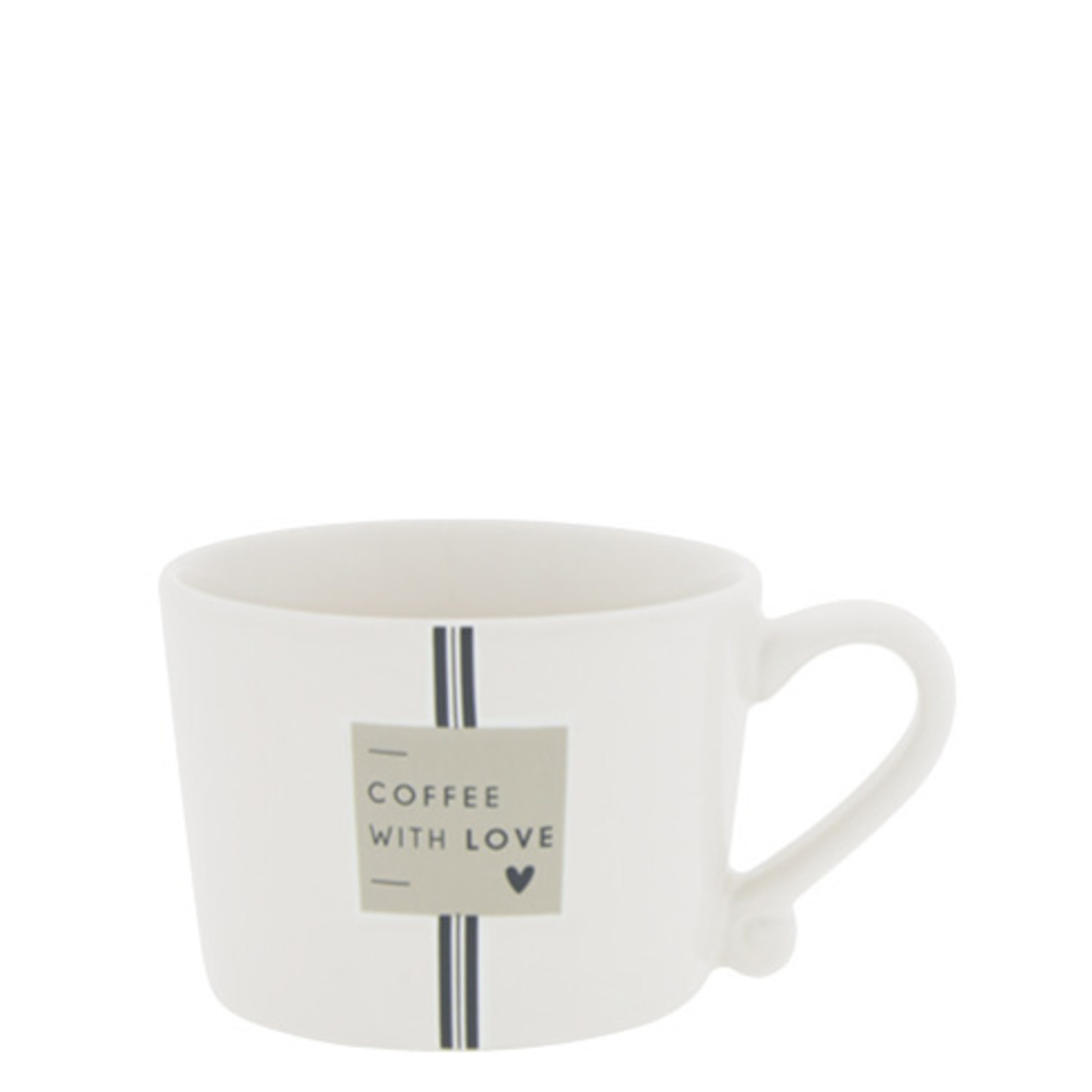 Bastion Collections Kaffeebecher Coffee with Love